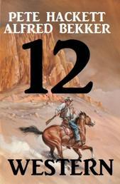 12 Western - Cassiopeiapress Sammelband