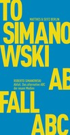 Roberto Simanowski: Abfall ★★★
