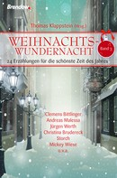 Thomas Klappstein (Hrsg.): Weihnachtswundernacht 3 ★★★★
