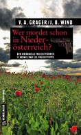 Jennifer B. Wind: Wer mordet schon in Niederösterreich? ★★★