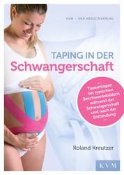 Taping in der Schwangerschaft - Tapeanlagen bei typischen Beschwerdebildern während der Schwangerschaft und nach der Entbindung