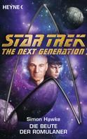 Simon Hawke: Star Trek - The Next Generation: Die Beute der Romulaner ★★★★
