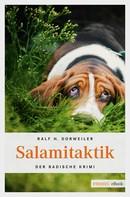 Ralf H Dorweiler: Salamitaktik ★★★★