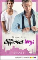 Norman Stark: different boys - Episode 6