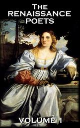 The Renaissance Poets