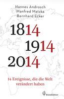 Hannes Androsch: 14 Ereignisse, die die Welt verändert haben ★★★★★