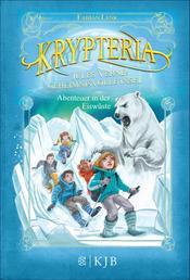 Krypteria – Jules Vernes geheimnisvolle Insel. Abenteuer in der Eiswüste - Band 5