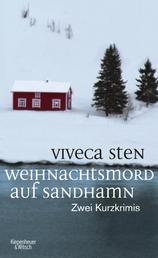 Weihnachtsmord auf Sandhamn - Zwei Kurzkrimis