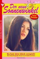 Michaela Dornberg: Der neue Sonnenwinkel 12 – Familienroman ★★★★★
