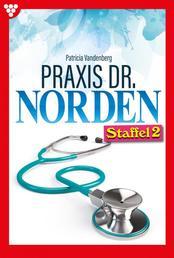 Praxis Dr. Norden Staffel 2 – Arztroman - E-Book 11-20