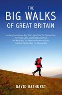 David Bathurst: The Big Walks of Great Britain