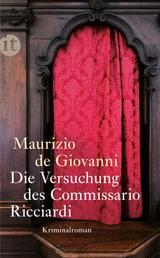 Die Versuchung des Commissario Ricciardi - Kriminalroman