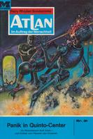 Hans Kneifel: Atlan 31: Panik in Quinto-Center ★★★★★