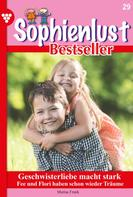Marisa Frank: Sophienlust Bestseller 29 – Familienroman