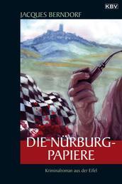 Die Nürburg-Papiere - Ein Siggi-Baumeister-Krimi