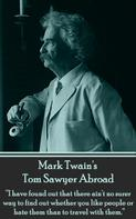 Mark Twain: Tom Sawyer - Abroad