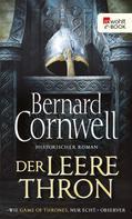 Bernard Cornwell: Der leere Thron ★★★★★