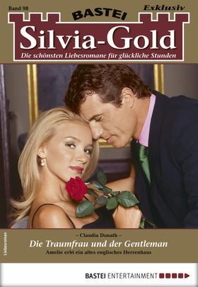 Silvia-Gold 98 - Liebesroman