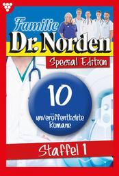 Familie Dr. Norden Staffel 1 – Arztroman - Special Edition