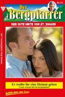 Toni Waidacher: Der Bergpfarrer 114 – Heimatroman ★★★★★