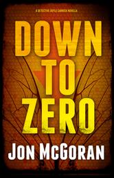 Down to Zero - A Detective Doyle Carrick Novel