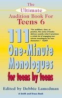 Debbie Lamedman: The Ultimate Audition Book for Teens Volume 6