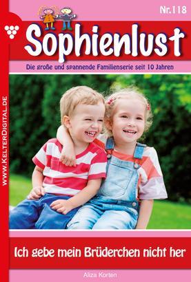 Sophienlust 118 – Familienroman