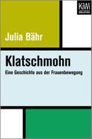 Julia Bähr: Klatschmohn