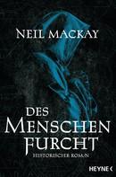 Neil Mackay: Des Menschen Furcht ★★★