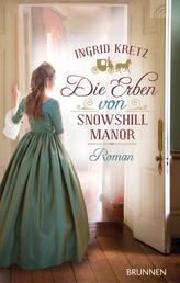 Die Erben von Snowshill Manor - Roman