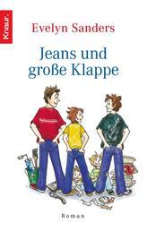 Jeans und große Klappe