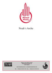 Noah's Arche - as performed by Drafi Deutscher, Single Songbook