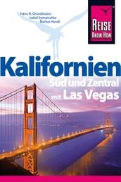Kalifornien Süd und Zentral mit Las Vegas