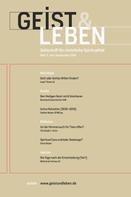 Christoph Benke: Geist & Leben 3/2016