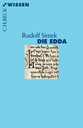 Die Edda - Germanische Götter- und Heldenlieder
