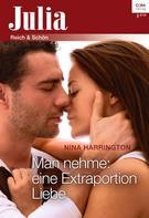 Nina Harrington: Man nehme: Eine Extraportion Liebe ★★★★