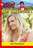 Friederike von Buchner: Toni der Hüttenwirt 139 – Heimatroman