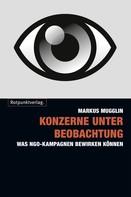 Markus Mugglin: Konzerne unter Beobachtung