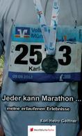 Karl-Heinz Geittner: Jeder kann Marathon ★★★★