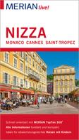 Gisela Buddée: MERIAN live! Reiseführer Nizza Monaco Cannes Saint-Tropez