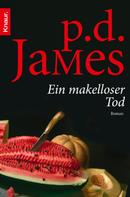 P. D. James: Ein makelloser Tod ★★★★