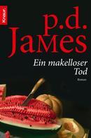 P. D. James: Ein makelloser Tod ★★★★
