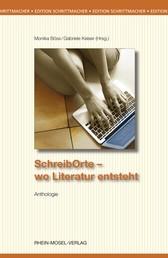 Schreiborte - wo Literatur entsteht