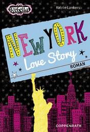 Rebella - New York Love Story - Band 7