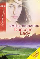 EMILIE RICHARDS: Duncans Lady ★★★★