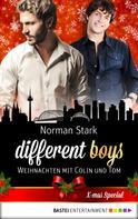 Norman Stark: different boys - Weihnachten mit Colin und Tom ★★★★