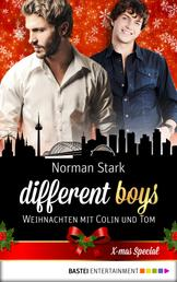 different boys - Weihnachten mit Colin und Tom - X-mas Special