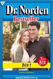 Dr. Norden Bestseller 5er Box 1 – Arztroman - E-Book 1-5
