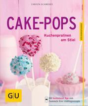 Cake-Pops - Kuchenpralinen am Stiel