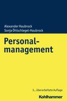 Alexander Haubrock: Personalmanagement